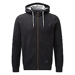 Tog 24 - Grey arrow stewart deluxe zip hoodie