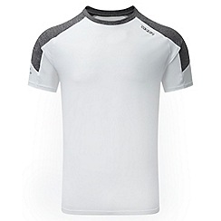 Tog 24 - White/grey marl stride tcz stretch t-shirt