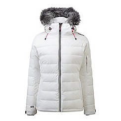 Tog 24 - White sublime milatex down jacket