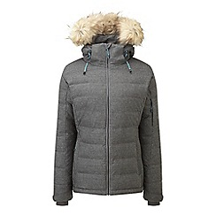 Tog 24 - Grey marl sublime milatex down jacket