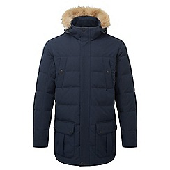Tog 24 - Navy summit milatex down parka jacket
