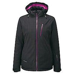 Tog 24 - Black marl sunbeam milatex ski jacket