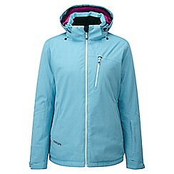 Tog 24 - Ice blue marl sunbeam milatex ski jacket