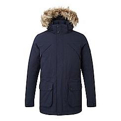 Tog 24 - Navy superior milatex parka jacket