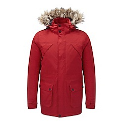 Tog 24 - Chilli red superior milatex parka jacket