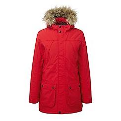 Tog 24 - Rouge red superior milatex parka jacket