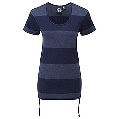 Tog 24 - Dark midnight supple stripe t-shirt