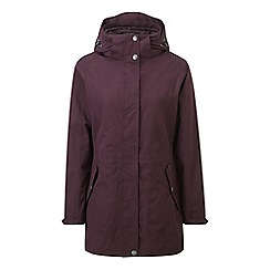 Tog 24 - Dark plum sutton milatex 3in1 jacket