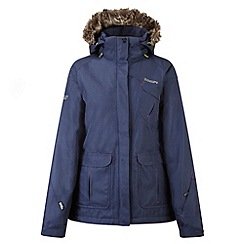 Tog 24 - Mood blue tango milatex ski jacket