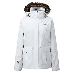 Tog 24 - White tango milatex ski jacket