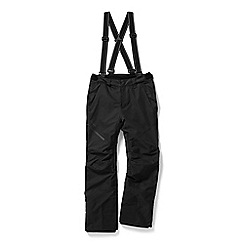 Tog 24 - Black taylor waterproof insulated salopettes