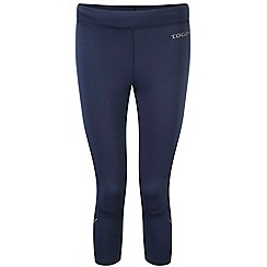 Tog 24 - Mood blue tempo tcz stretch runing capri