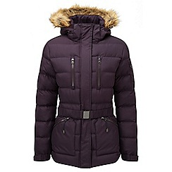 Tog 24 - Dark plum thaw TCZ thermal jacket