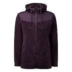 Tog 24 - Dark plum theia tcz 300 high loft fleece jacket