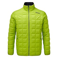 Tog 24 - Navy and lime thoon TCZ thermal reversible jacket
