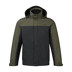 Tog 24 - Dark khaki thorne milatex jacket