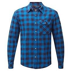 Tog 24 - New blue check timber tcz cotton shirt