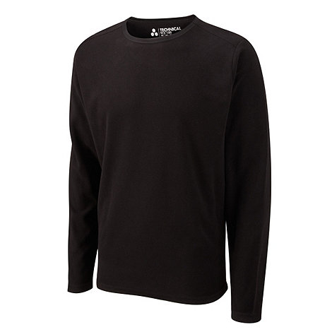 Tog 24 - Black toast thermal crew neck