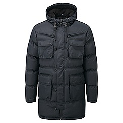 Tog 24 - Black torpedo tcz thermal parka jacket