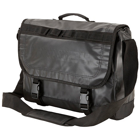 Tog 24 - Black tough messenger bag