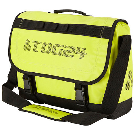 Tog 24 - Glowstick tough messenger bag