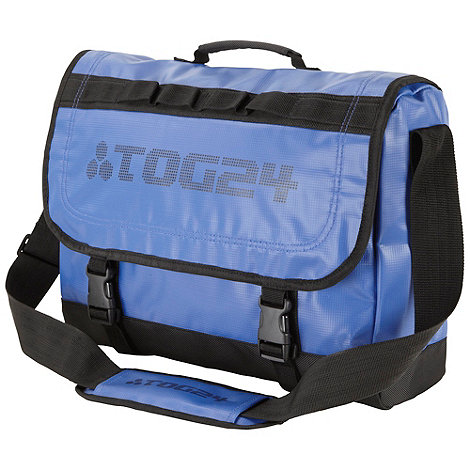 Tog 24 - New blue tough messenger bag