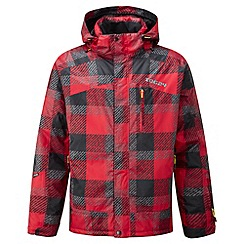 Tog 24 - Red check trident milatex jacket