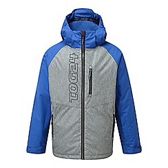 Tog 24 - Royal/grey marl trip milatex jacket dc