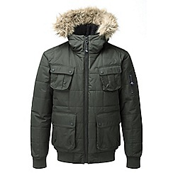 Tog 24 - Dark green typhoon tcz thermal jacket