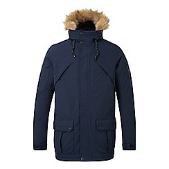 Tog 24 - Navy ultimate milatex down parka jacket