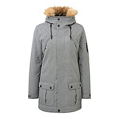 Tog 24 - Grey marl ultimate milatex down jacket