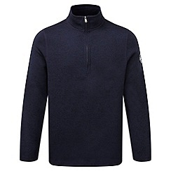 Tog 24 - Midnight Marl Uno Tcz  Zip Neck