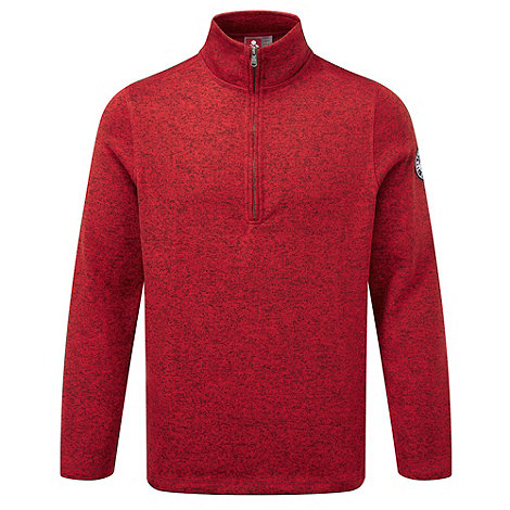 Tog 24 - Chilli Marl Uno Tcz Zip Neck
