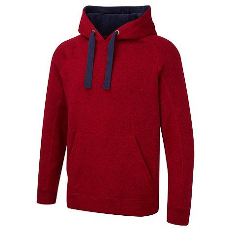 Tog 24 - Chilli Marl Uno Tcz Fleece Hoody