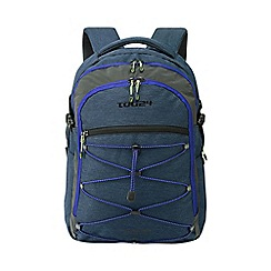 Tog 24 - Navy/royal urban college backpack