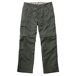 Tog 24 - Grey Valley Ii Zip Off Trousers