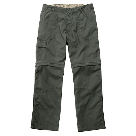 Tog 24 - Grey Valley Ii Zip Off Trousers