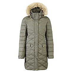 Tog 24 - Dark olive venezia down jacket