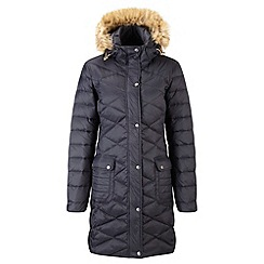 Tog 24 - Black venezia down jacket
