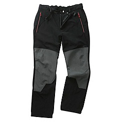 Tog 24 - Black venture softshell trousers regular