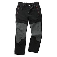 Tog 24 - Black venture softshell trousers regular