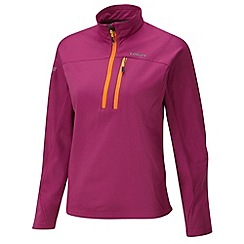 Tog 24 - Berry veto tcz stretch fleece zip neck