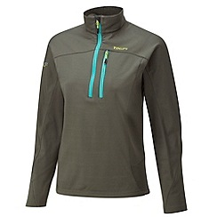 Tog 24 - Slate veto tcz stretch fleece zip neck