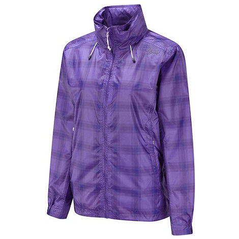 Tog 24 - Purple Vision Print Milatex Jacket