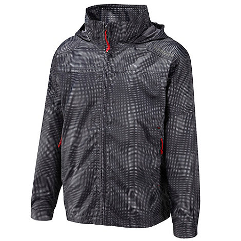 Tog 24 - Black Vision Print Milatex Jacket