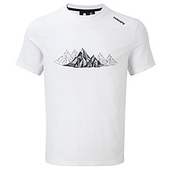 Tog 24 - White explore vital tcz cotton t-shirt