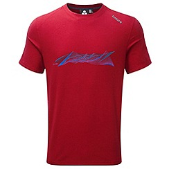 Tog 24 - Bright red vital tcz cotton t-shirt