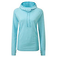 Tog 24 - Sky marl vivace tcz stretch seamless hoodie