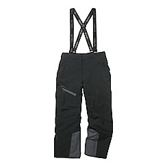 Tog 24 - Black void milatex ski trousers