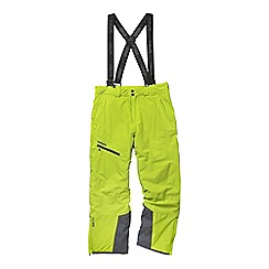 Tog 24 - Bright lime void milatex ski trousers